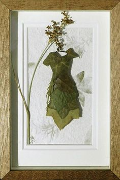 Layered Ivy Dress The Faerie Tailor's Clothing Catalogue Ivy Flower, Fairy Clothes, Pressed Flower Art, How To Preserve Flowers, Leaf Art, Fairy Art, Fairy Dolls, Fairy Houses, Faeries