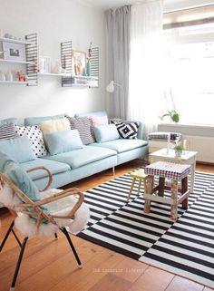 laparenthesedeco.com-canapé Ikea-Söderhamn-turquoise-sélection-déco-mintyblog