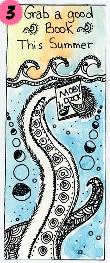 2013 Summer Reading Bookmark Contest from the Denver Library