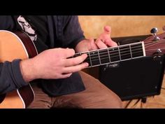 "▶ Acoustic Blues Guitar Lesson - How to Play ""Nobody Knows You When You're Down and Out"" - YouTube"