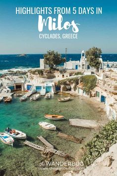 Milos is one of the most beautiful islands in the Greek Islands, and has more than 70 beautiful beaches. Located in the Cyclades, Milos is the perfect island Greece Travel, Hawaii Travel, Santorini, Mykonos Greece, Crete Greece, Athens Greece, Beautiful Islands, Beautiful Beaches, Creta