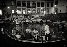 Livorno- Effetto Venezia
