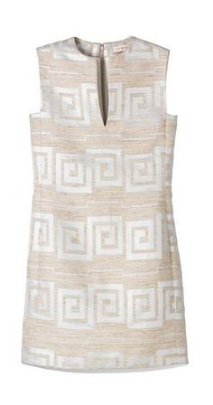 Tory Burch Textured Jacquard Dress