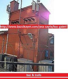 www.bazsikayet.com Istanbul Zeytinburnu Bedas Trafo uzerine baz istasyonu montaji gorseli / baz istasyonu | www.bazsikayet.com