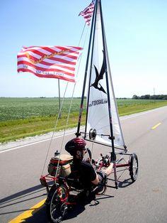 sail bike | Flickr - Photo Sharing!