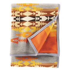 Shop for Pendleton Heritage Rio Chama Grey Blanket. Pendelton Blankets, Pendleton Wool, Throw Blankets, Pattern Definition, Most Comfortable Sheets, Online Bedding Stores, Affordable Bedding, Cool Beds, Fashion Room