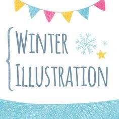 Winter Illustration board cover Winter Illustration, Illustration Art, Winter Art, Drawing For Kids, Kids Christmas, Whimsical, Tapestry, Drawings, Cover