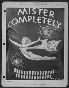 """Mister Completely"" by D. Sheley, via Flickr"