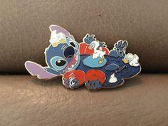 Disney DisneyShopping.com Ocean Series - Stitch & Ducklings LE 250
