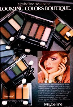 Seventeen Magazine – 1980 LOVED this magazine and the makeup.Read them from cover to cover. Vintage Makeup Ads, Retro Makeup, Vintage Beauty, Vintage Ads, Vintage Trends, Vintage Stuff, Vintage Shoes, Retro Ads, Vintage Advertisements