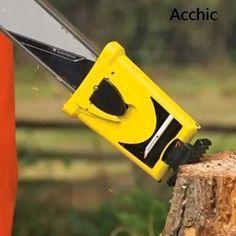 Tech Discover Gardening Saw Chainsaw Teeth Sharpener - tools - raspel Chainsaw Sharpening Tools Chainsaw Sharpener Blade Sharpening Gadgets And Gizmos Cool Gadgets Cool Tools Diy Tools Garage Tools Tool Storage