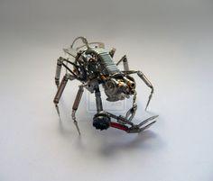 Creature (II) by *AMechanicalMind on deviantART