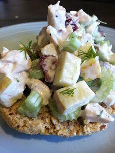 Paleo Fresh: Fresh Chicken Salad Sandwich