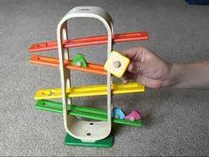 Wooden Toy Idea