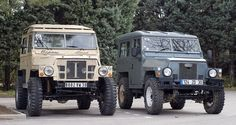 Land Rover Series Light Weight - Air Portables
