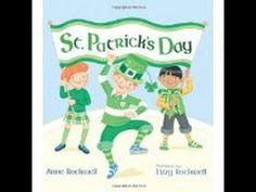 St  Patrick's Day - read by Arwen Sharp
