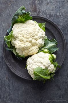 Cauliflower | Photographer: Ivana Jurcic www.ivanajurcic.com