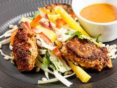 Thai Meatballs with Shrimp — Sweet • Sour • Savory
