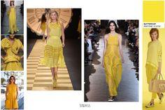 Yellow Closet: É livre trânsito!  #Yellow #Closet: É #livre #trânsito | #tendência #celebridades #cor #TrendyNotes #closet #outfit #tom #mais #trendy do #ano: o #amarelo! #amarelos #look #sofisticado e #elegante #desfiles