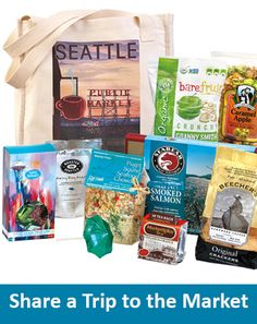Made In Washington - Northwest Artisan Gifts, SeaBear Smoked ...