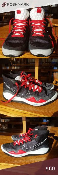 Grey//Black Talent-shop Big Boy Basketbal KD 11 Sport Zoom Shoes