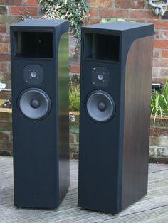 Stunning Impulse H2 Horn-loaded Loudspeakers - Rare in Sound & Vision, Home…
