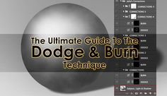 The Ultimate Guide to the Dodge & Burn Technique – Part 1: The Fundamentals