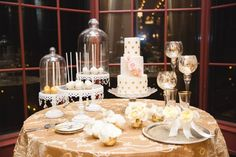 This San Francisco wedding inspiration shoot is the perfect mix of royal glamour meets uptown city chic. Chandelier Cake Stand, Metal Cake Stand, Brides Cake, Dessert Stand, Event Lighting, Mod Wedding, City Chic, California Wedding, Event Design