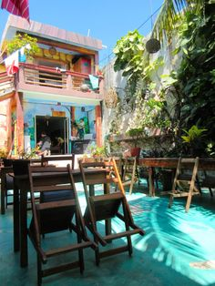 Hostel Review: Jose at Mama's Home in Tulum, Mexico | brittanymthiessen.com