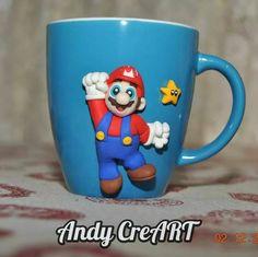 Andy CreART creazioni in Fimo by Andrea Oszlar visto su http://www.creativinvista.it