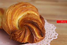 Croissant sfogliati   Ricetta base a prova di imbranato <3