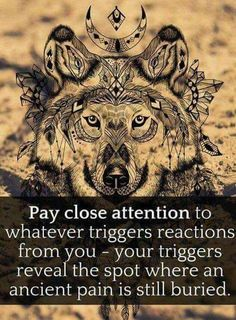 I've always paid attention to what (in me) triggers others... what they comment on, who, when, why... there is your answer Emotional Pain Quotes, Anger Quotes, Truth Quotes, Ego Quotes, Emotional Healing, Life Path Quotes, Old Soul Quotes, Intuition Quotes, Quotes On Healing