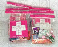 Kit de supervivencia bodas Art Attak, Hangover Kit Wedding, Wedding Survival Kits, Diy And Crafts, Paper Crafts, Celtic Wedding, Ideas Para Fiestas, Party Time, Party Favors