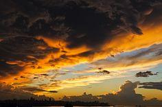 Clouds by Vartkes Nadjarian