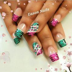 Instagram photo by  eason1094 #nail #nails #nailart
