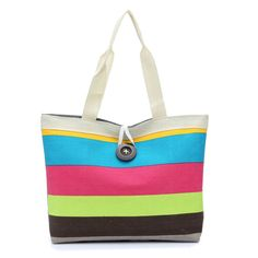 Mance Summer Canvas Women Beach Bag Fashion Color Printing lady Girls  Handbags Shoulder Bag Casual Bolsa 805da6e21a0cc