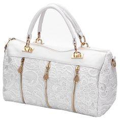 Naughty Gal Shoes : ANDI ROSE Women Designer PU Leather Shoulder Bag