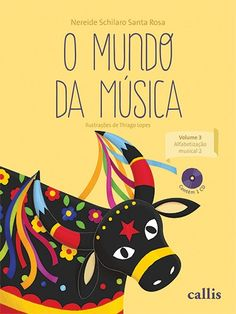 Quite lovely this book series on music education for children. Beautiful illustration by  Thiago Lopes, who picked our font Berimbau (named after a musical instrument, by the way) to go along with his artwork. Love it!  Font in use: Berimbau