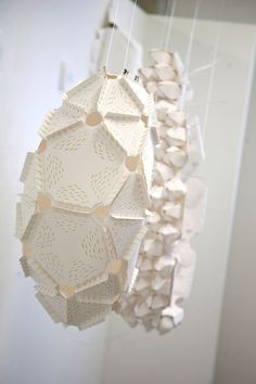 Experiencing nature through paper by Huey Ming Lee NOTICING THE UNNOTICED on Behance