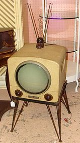 1950 Raytheon TV
