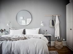 my scandinavian home: Embracing the grey, Swedish style
