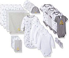Spasilk Essential Newborn Baby Layette Set Grey Celestial 06 Months >>> For even more details, check out image web link. (This is an affiliate link). Newborn Boy Clothes, Baby Outfits Newborn, Baby Boy Newborn, Baby Boy Outfits, Kids Outfits, Baby Boys, Infant Boys, Babies Clothes, Carters Baby