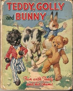Teddy, Golly and Bunny - Fun with Teddy and his Friends