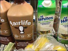 Homemade Muscle Milk