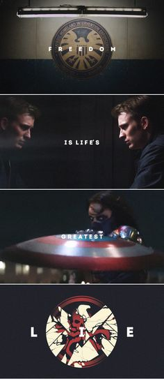 Loki probably knew about the sleeper agent inside SHIELD<<<<Maybe. But I do know that Captain America: the Winter Soldier ripped out my heart and tore my feels to shreds and was almost as painful as watching the Thor movies. Steve Rogers, Marvel Dc Comics, Marvel Heroes, Marvel Avengers, Capitan America Chris Evans, Chris Evans Captain America, Dc Movies, Marvel Movies, Bucky Barnes
