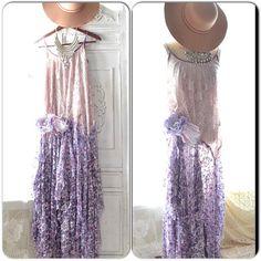 Gypsy Dress, Bohemian lace slip dress, Boho dresses, Stevie Nicks Style, Vagabond wanderer, Romantic, True Rebel clothing