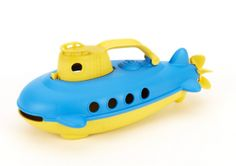 TOY OF THE MONTH: GREEN TOYS SUBMARINE