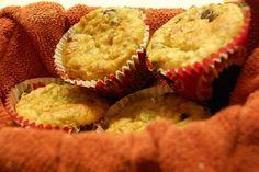 Foto de la receta de magdalenas sin azúcar