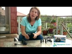 Aquaponics Pump Basics - YouTube , info could use in watering livestock and gardens