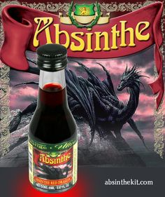 Welcome to Absinthe Kit - The only store that provides natural Absinthe never seen or tasted before. World Wide Shipping. Absinthe, Green Fairy, Alcohol Content, Etiquette, Beer Bottle, Brewing, Posters, Drinks, Party